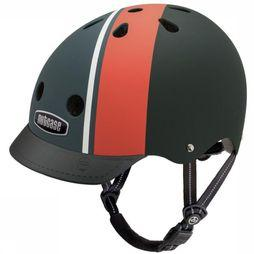 Nutcase Bicycle Helmet Gen3 mid grey/red