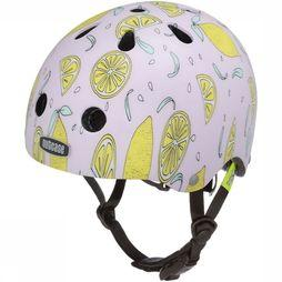 Nutcase Casque Velo Baby Nutty Rose Clair/Jaune