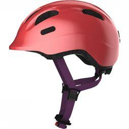 Abus Bicycle Helmet Smiley 2.1 light red