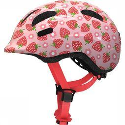 Abus Bicycle Helmet Smiley 2.1 mid pink/mid red