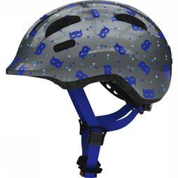 Abus Bicycle Helmet Smiley 2.1 mid grey/mid blue