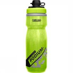 CamelBak Bottle Podium Dirt Chill 21Oz  Lime