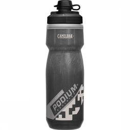 CamelBak Bottle Podium Dirt Chill 21Oz  black