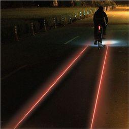 Bike Lighting Laser Drive