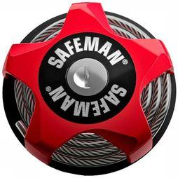 Safeman Slot Safeman Rood