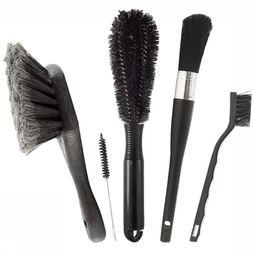 Finish Line Outil Easy Pro Brush Set Noir
