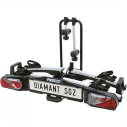 Pro-User Bicycle Carrier Diamant Sg2 2 Fietsen black