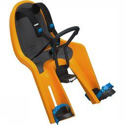 Thule Kinderzitje Ridealong Mini Front Child Bike Seat Oranje