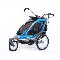 Thule Chariot Chinook 1 mid blue