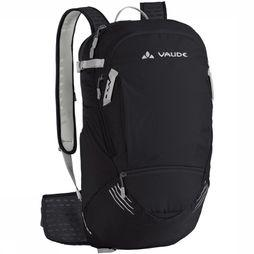 Vaude Bicycle Bag Hyper 14+3 Black/Black / Black