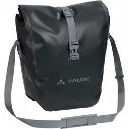 Vaude Bike Bag Front Aqua Front black