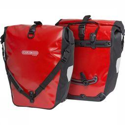 Ortlieb Bike Bag Back Back Roller Classic mid red/black