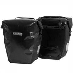 Ortlieb Bike Bag Back Back Roller City black
