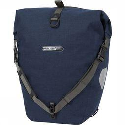 Ortlieb Bike Bag Back Back Roller Urban dark blue