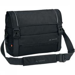Vaude BIKE BAG BACK VAU CYCLIST MESSENGER L black