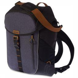 Basil Bike Bag Back Miles Daypack dark blue/black