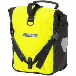 Ortlieb Bike Bag Front Sport-Roller High Visibility mid yellow/black
