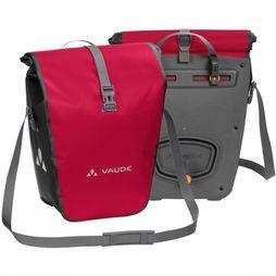 Vaude Bike Bag Back Aqua Back Double mid red/black