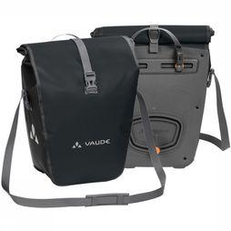 Vaude Bike Bag Back Aqua Back Double black