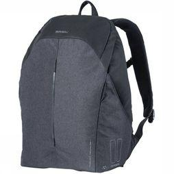 Basil Bike Bag Back B-Safe black