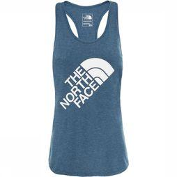 The North Face Broek Graphic Play Hard Tank-Eu Blauw