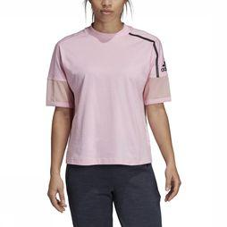 Adidas T-Shirt Z.N.E. mid pink