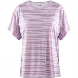 Craft T-Shirt Charge mid pink