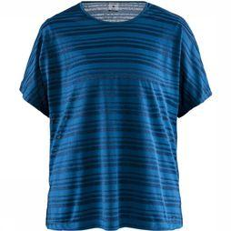 Craft T-Shirt Charge Middenblauw