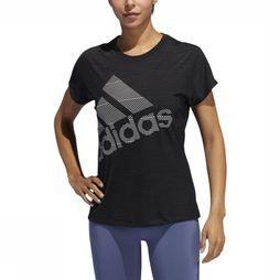 Adidas T-Shirt Badge of Sport Zwart