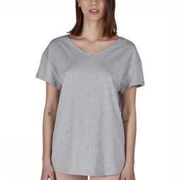 Skiny T-Shirt Sleep & Dream SS Light Grey Mixture