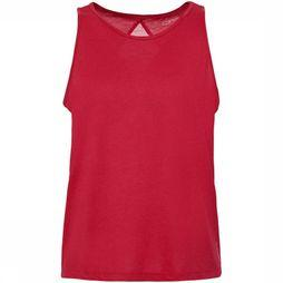 Esprit Top Top Sleeveless Cotton Fuchsia