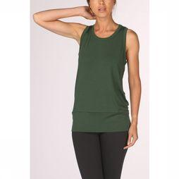 PlayPauze Top Freud Tencel Green mid green