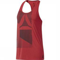 Reebok Top ACTIVCHILL Graphic red