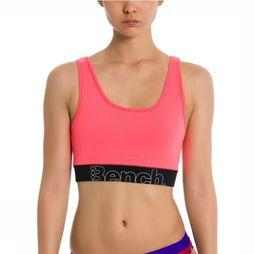Bench Sports Bra orange/black