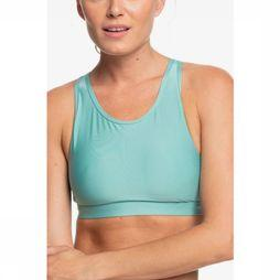 Roxy Sports Bra Lets Dance Bra 2 light green