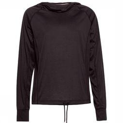 Pullover Ls E-Dry Solid