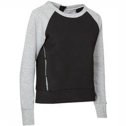 Superdry Pullover Core Gym Tech dark grey/black