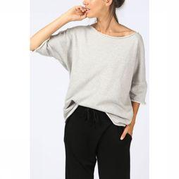 PlayPauze Pullover Spinoza light grey