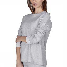 Skiny Pull Skiny Loungewear Collection Gris Clair Mélange