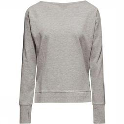 Esprit Pullover Sweatshirt Ls Light Grey Mixture