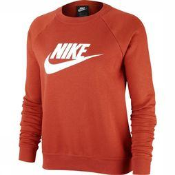 Nike Pull NSW Essential Fleece Rouge
