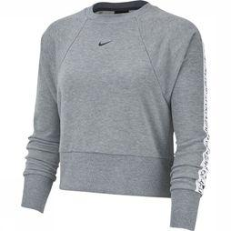 Nike Pullover Dri-FIT Get Fit light grey