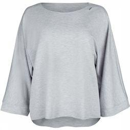 Skiny Pullover Sweatshirt Light Grey Mixture