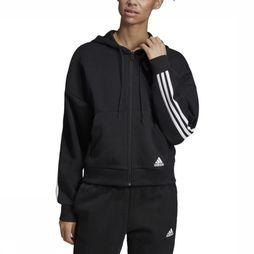 Adidas Pull Must Haves 3-Stripes Noir