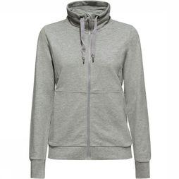 Esprit Pullover Cardigan Fz Light Grey Mixture