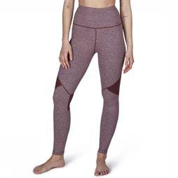 Skiny Collants De Sport Yoga & Relax Trend Bordeaux