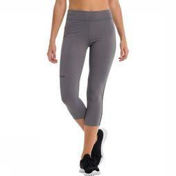 Bench 3/4 Tights Mesh Capri dark grey