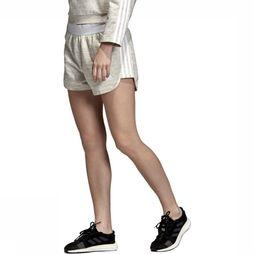 Adidas Short Must Haves Mélange Gris Clair