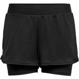 Only Play Short Joella Loose Training Zwart