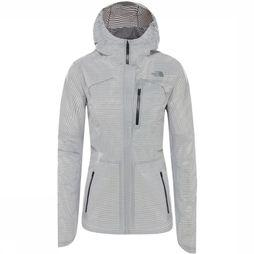 The North Face Coat Women'S Flight Trinity white